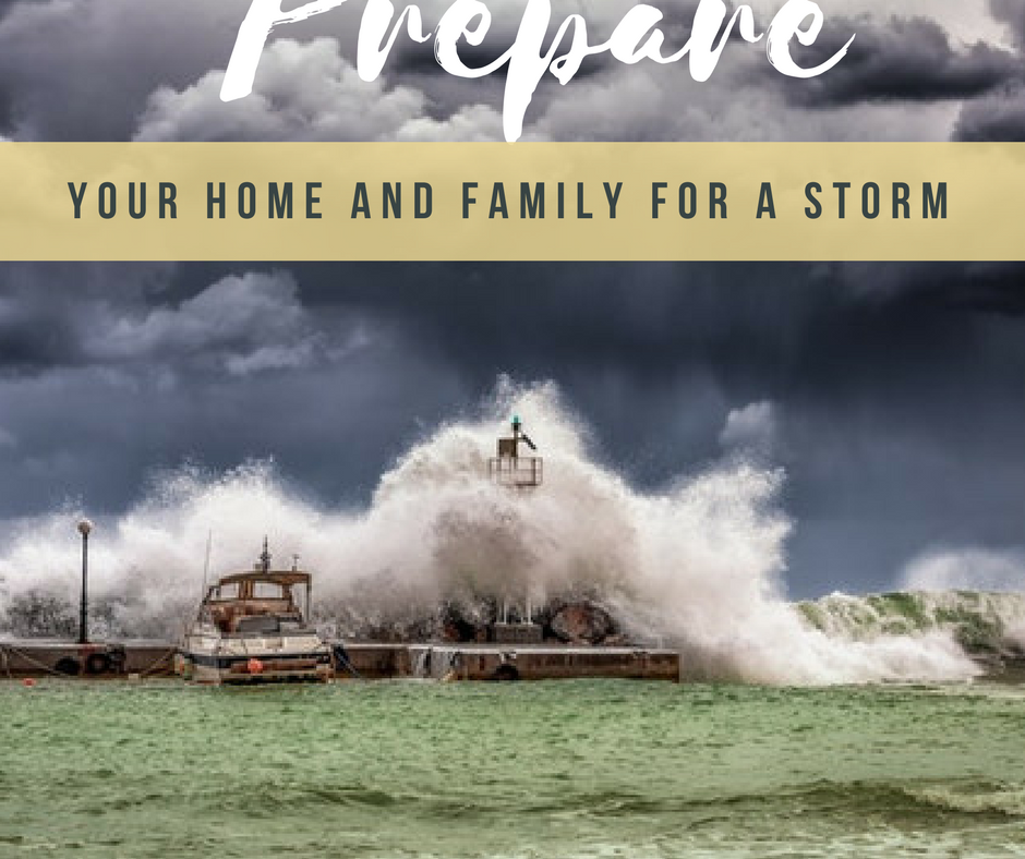 Prepare for the hurricane season
