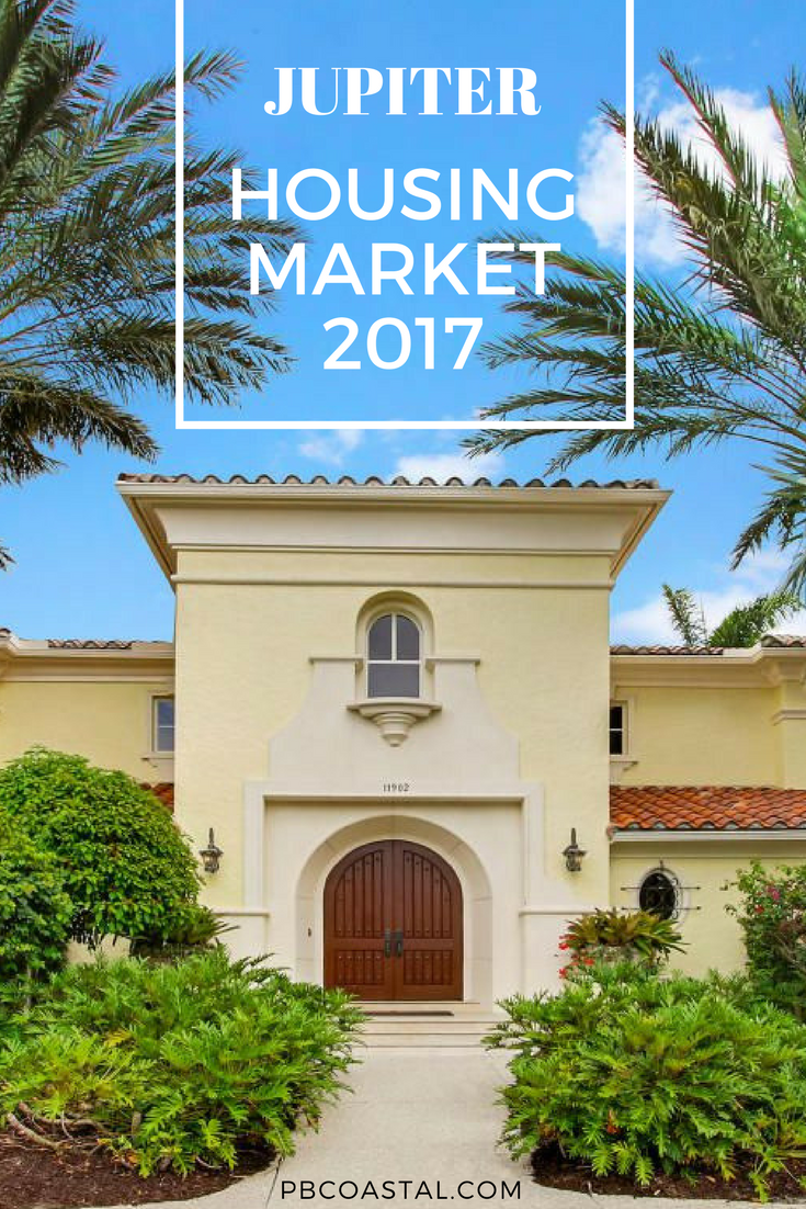 Jupiter Florida Real Estate Trends 2017