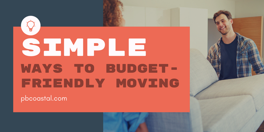 simple ways to budget friendly moving
