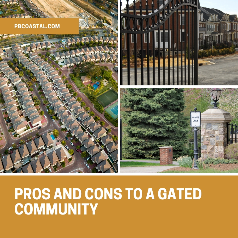 Pros and Cons to Living in a Gated Community in Florida