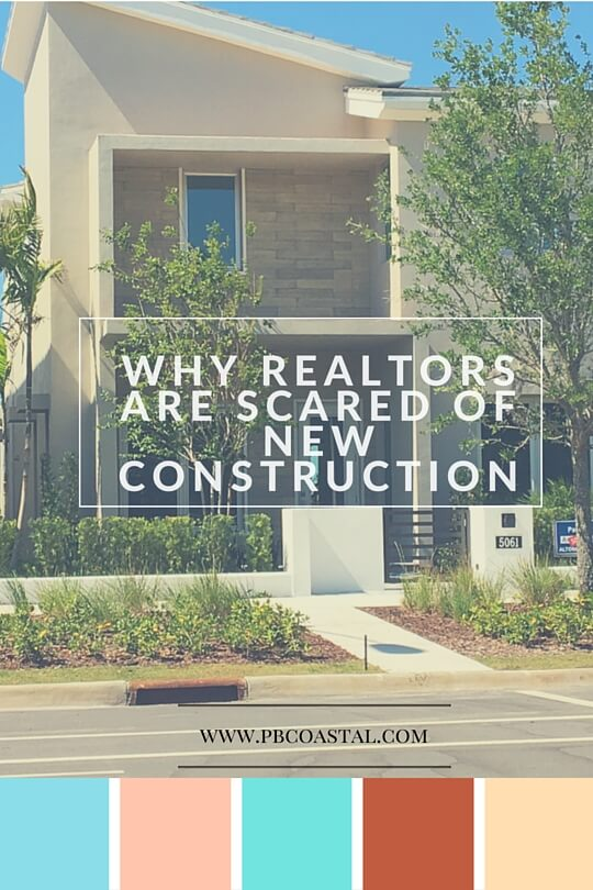 Why Realtors are scared of new construction