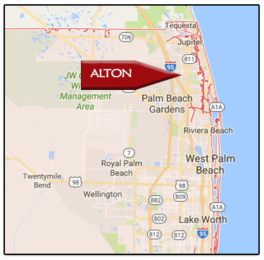 Alton Real Estate And Community In Palm Beach Gardens