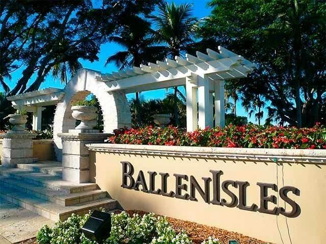 Ballenisles Homes and Real Estate Property