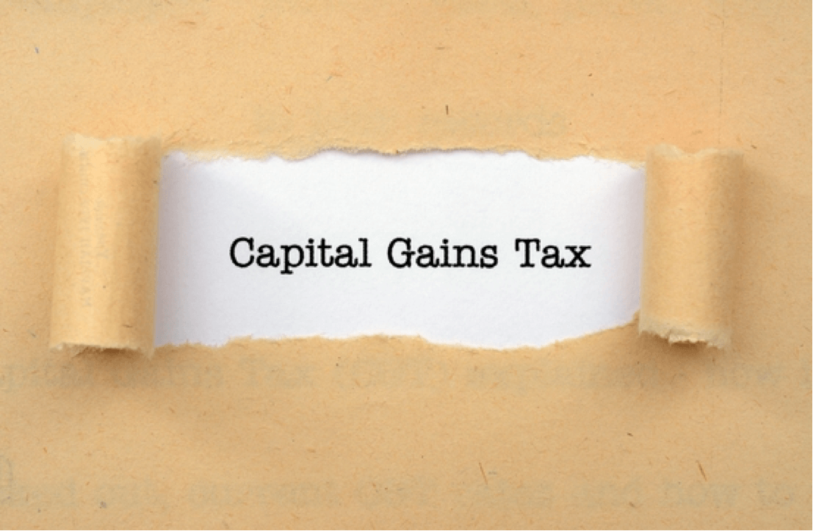 Singer Island Capital Gains Taxes when selling