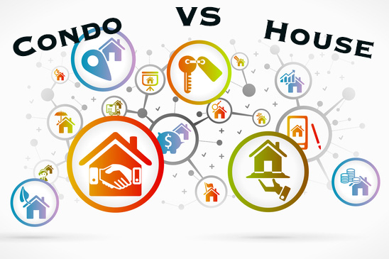 Benefits and Disadvantages of a Condo vs a house