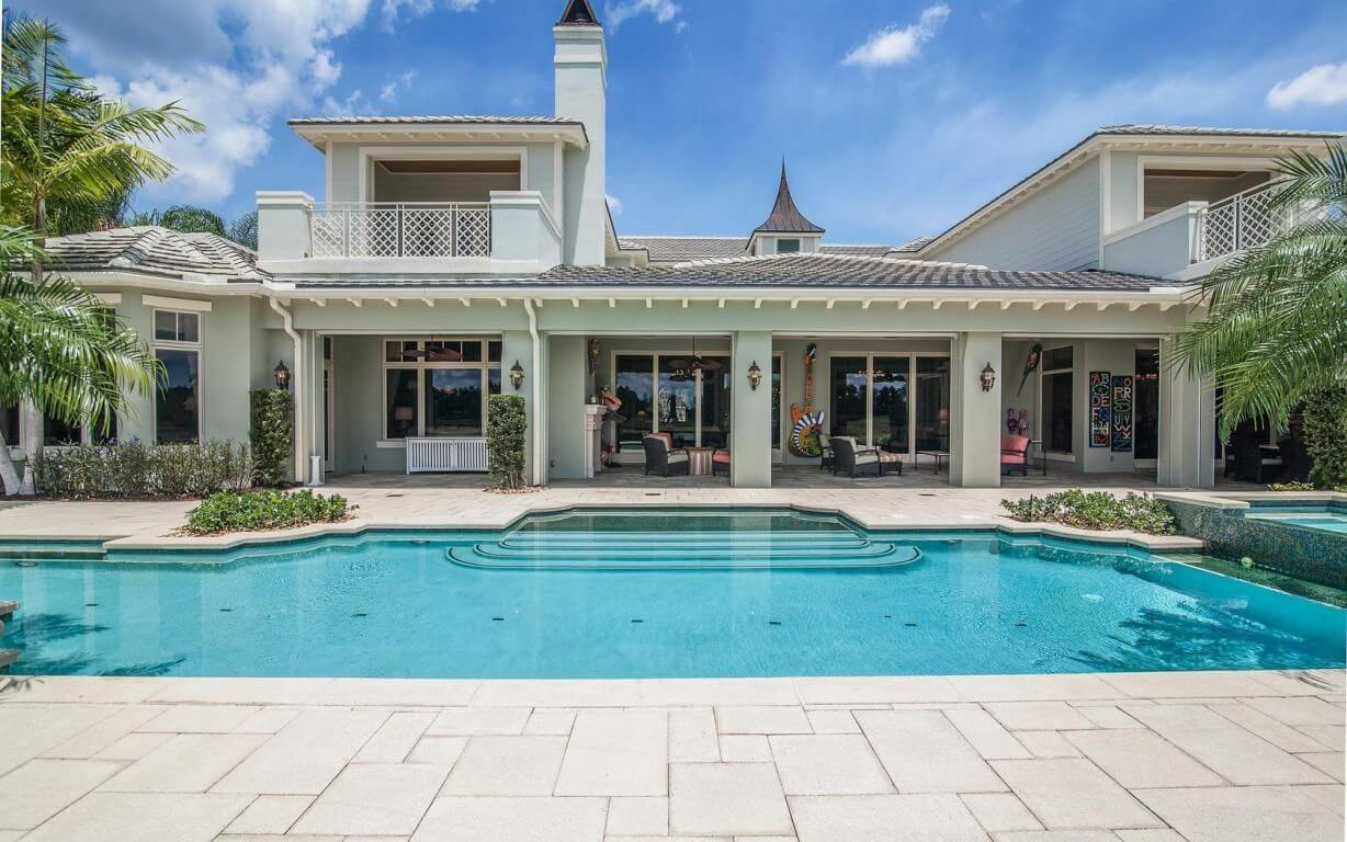How Much will $1 million get you in Mirasol Country Club