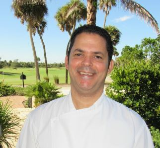 David new Jupiter COuntry Club Chef