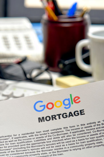 Going with Google for a Mortgage? Think Again