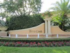 Mirasol Country Club grounds Golf; Palm Beach Gardens Florida Real Estate