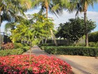Mirasol Country Club grounds Tennis ; Palm Beach Gardens Florida Real Estate