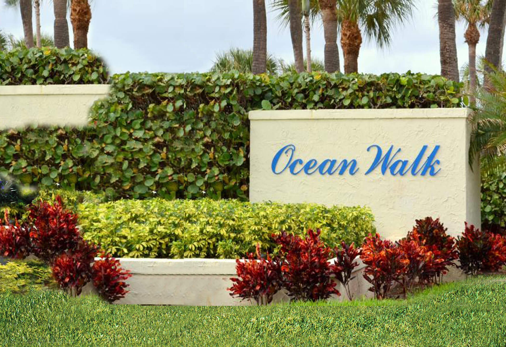 Ocean Walk Gated Community Jupiter Florida Homes And Real