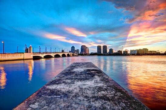 Southeast Florida living