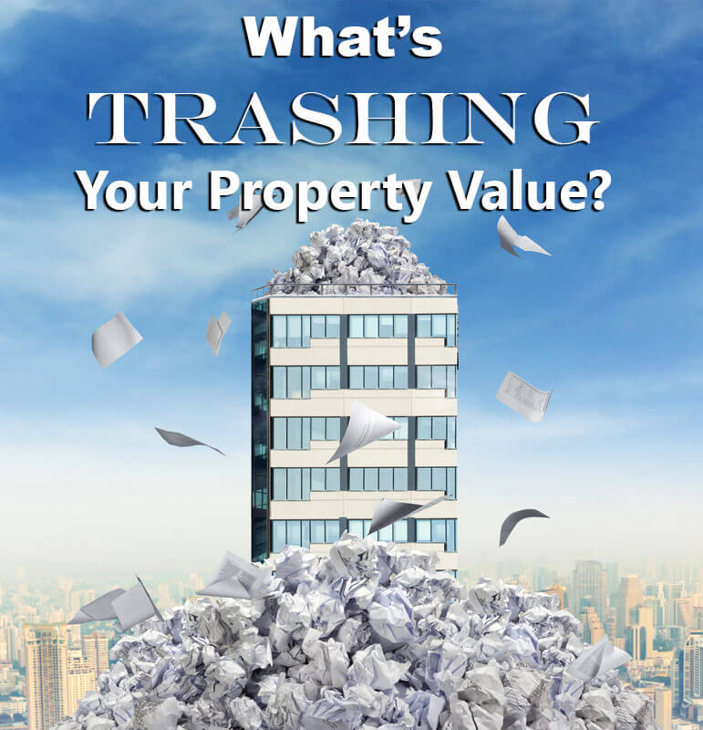 What's trashing your home's value right now?