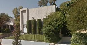 Barack Obama's home in Pasadena