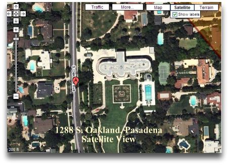 1288 Oakland Avenue, Pasadena California