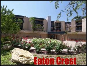 Eaton Crest Courtyard