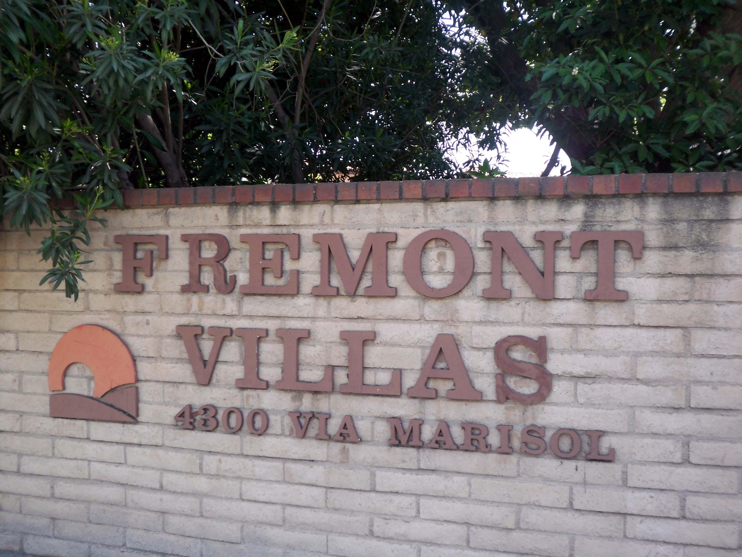 Fremont Villas header