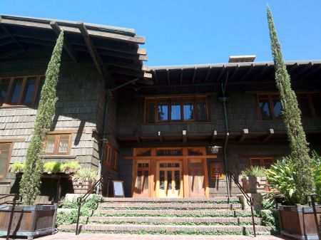 Gamble House front