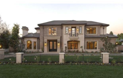 Arcadia california top 3 most expensive homes sold for Most expensive homes for sale in california