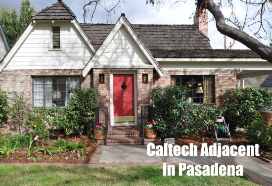 Pasadena home for sale with guest house