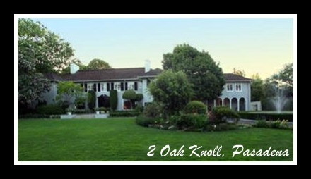 2 Oak Knoll Pasadena Luxury Estate