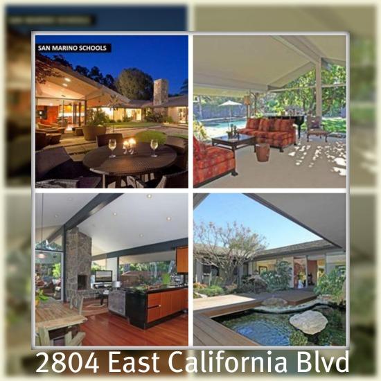 2804 East California Pasadena