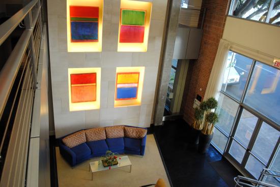 Prado lobby