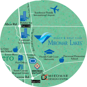 Miromar Lakes Real Estate Map Search