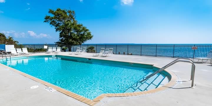 Bayshore Condodominium on Pensacola Bay