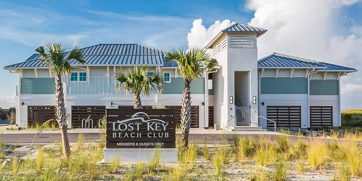 Lost Key Beach Club entrance