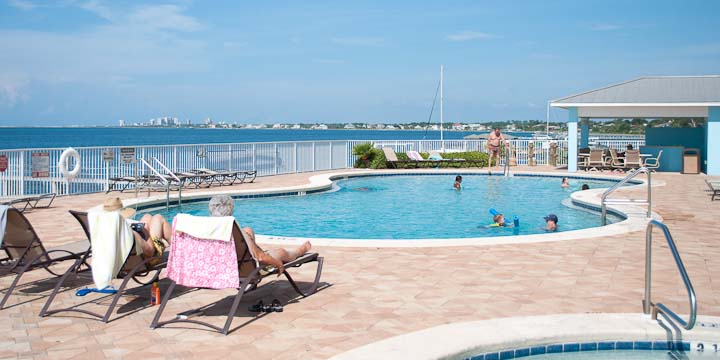 Condominium on Pensacola Bay