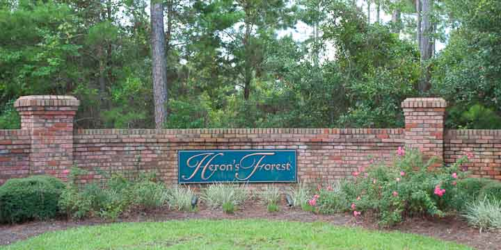Homes for sale in Heron's Forest, Pensacola