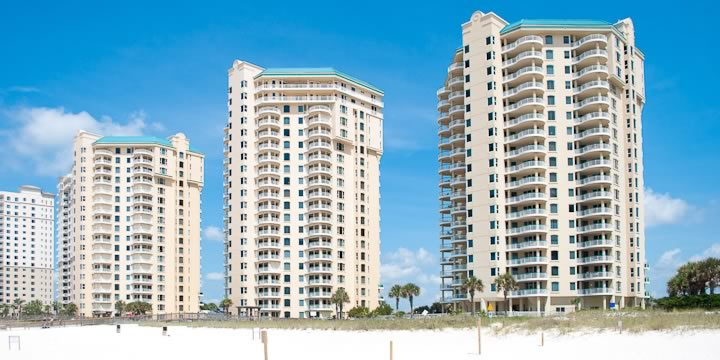 Condos for Sale in Beach Colony Resort Perdido Key FL