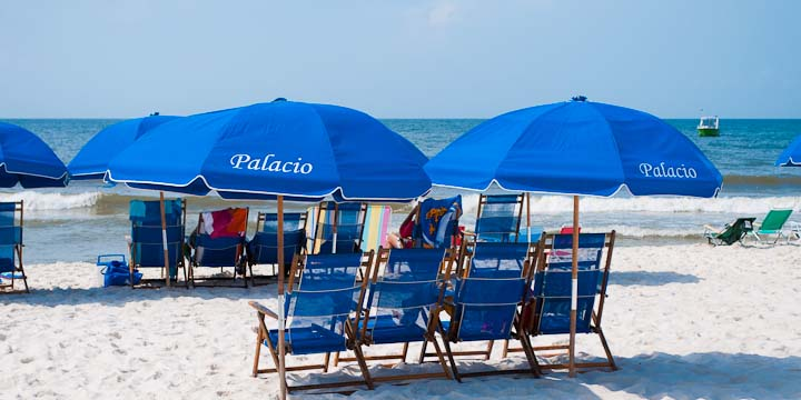 Palacio beachfront condos