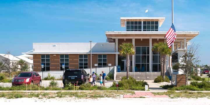 Perdido Key Visitors Center