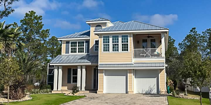 Pensacola homes by Randell Builders Builders