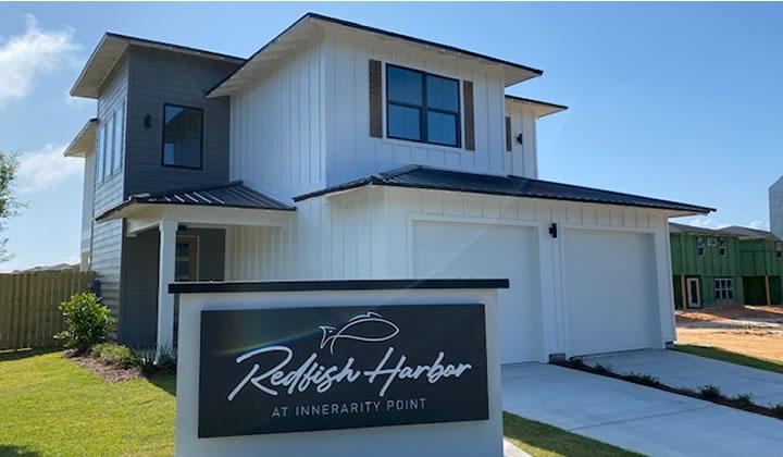 Redfish Harbor Homes