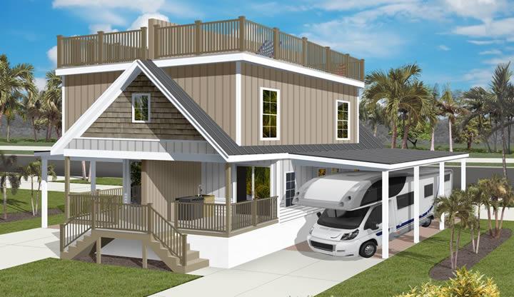 Perdido Key RV Cottages