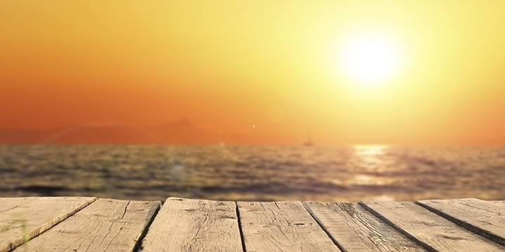 How to treat a sunburn