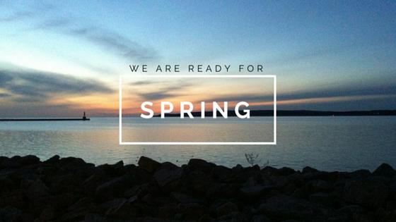 Petokset is Spring Ready