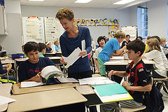 Philadelphia Class Room