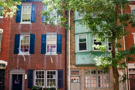 Homes in Graduate Hospital Philadelphia PA