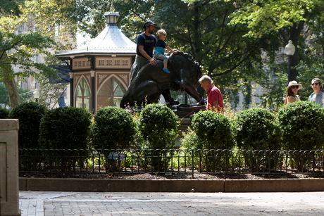 Rittenhouse Square Philadelphia PA