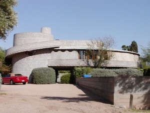 Frank Lloyd Wright Phoenix Home for Sale