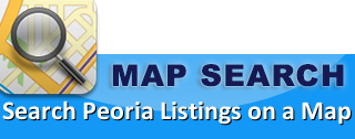Search Peoria, AZ Listings on a Map
