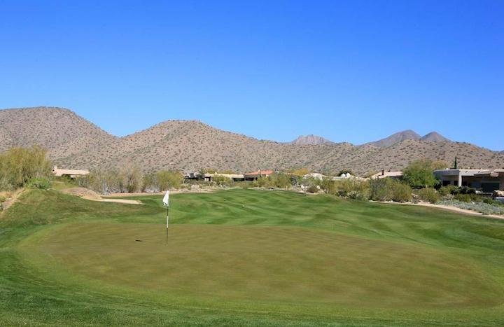 Ancala CC Golf