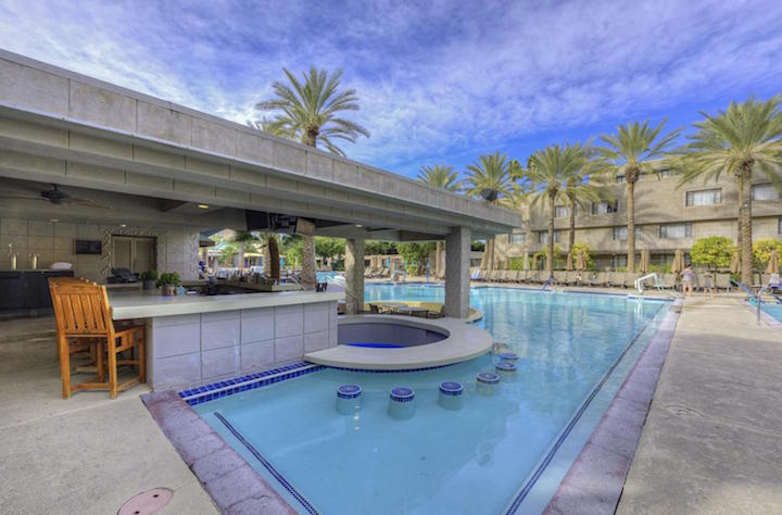 Arizona Biltmore Hotel Villas Pool