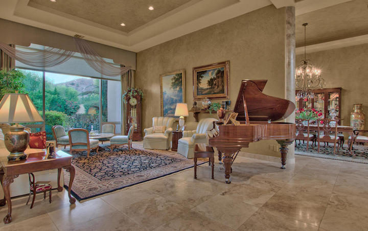 Bluebird Estates Interior