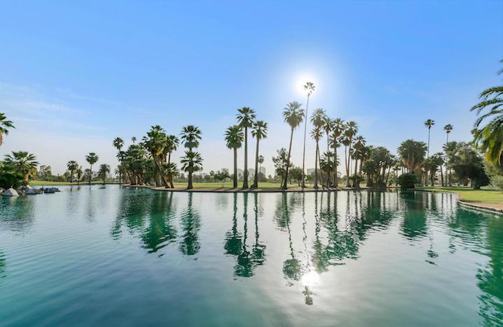 Encanto Park Lake