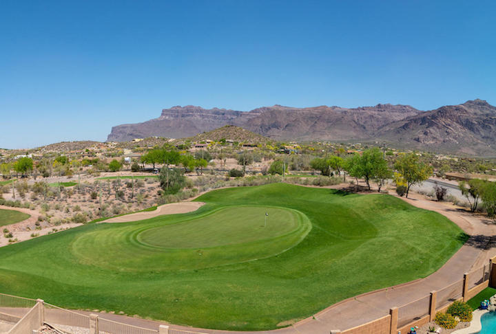 Gold Canyon East Golf